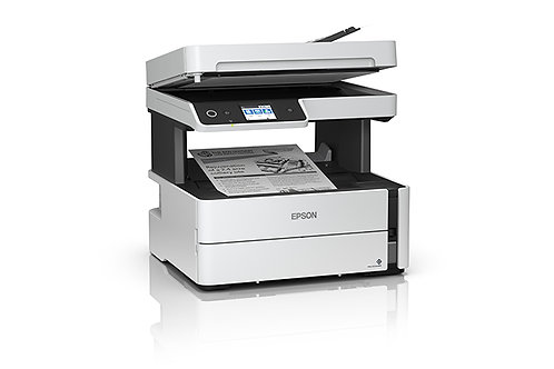 Impresora Multifuncional Epson Ecotank M3170 (MONOCROMÁTICA)
