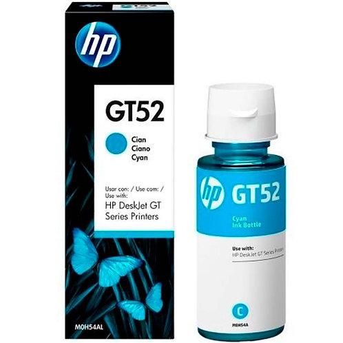 BOTELLA TINTA HP GT52 CYAN DESKJET GT5820