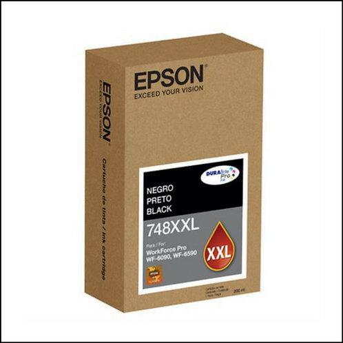 TINTA EPSON WF-6090 6590 NEGRO