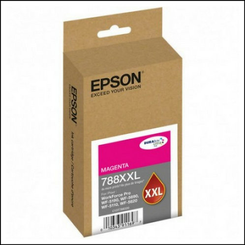 TINTA EPSON WF-5190 5690 MAGENTA