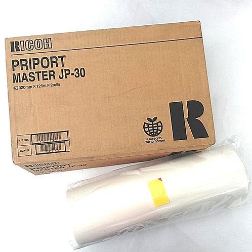 MASTER DUPLICADOR RICOH JP3000 JP30