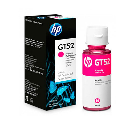 BOTELLA TINTA HP GT52 MAGENTA DESKJET GT5820