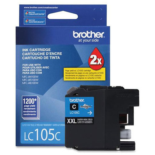 TINTA BROTHER MFC6720DW CYAN