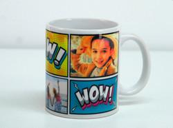 Regala Tus fotos en una taza