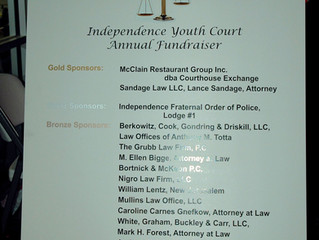Youth Court Lunar Bowl Fundraiser
