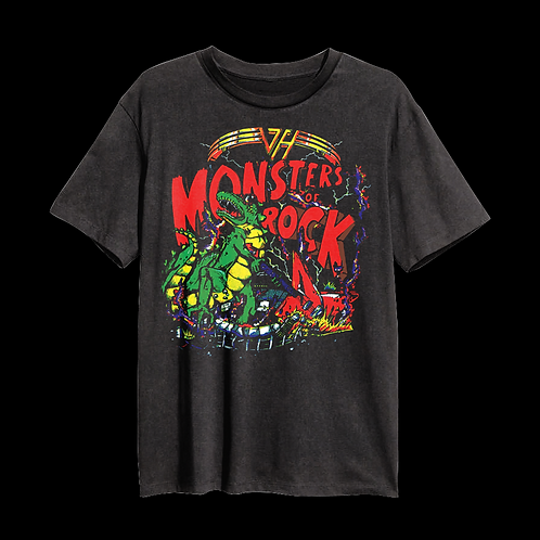 1988 MONSTERS OF ROCK® Vintage Tour Shirt