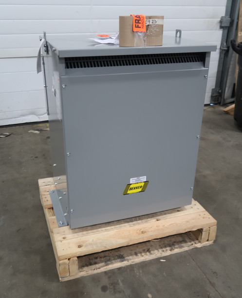 KVA 75 ENCL Type 2 ANN Phase 3 Primary Voltage 600 Y Secondary 208 Weight 446 Lb S N D 95923