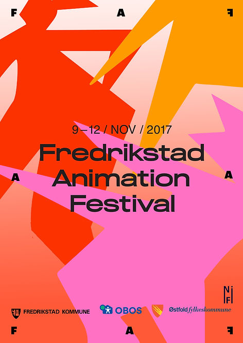 Poster Juliette Viger Fredrikstad Animatin Festival