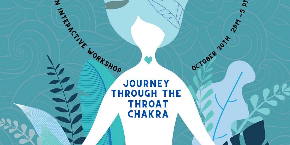 Journey Through The Throat Chakra