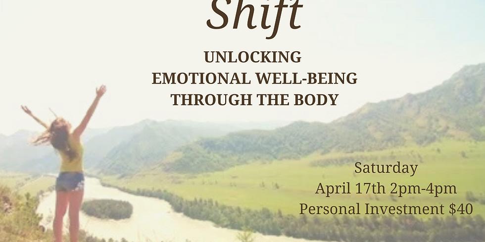 Shift - Unlocking Emotional Well-Being
