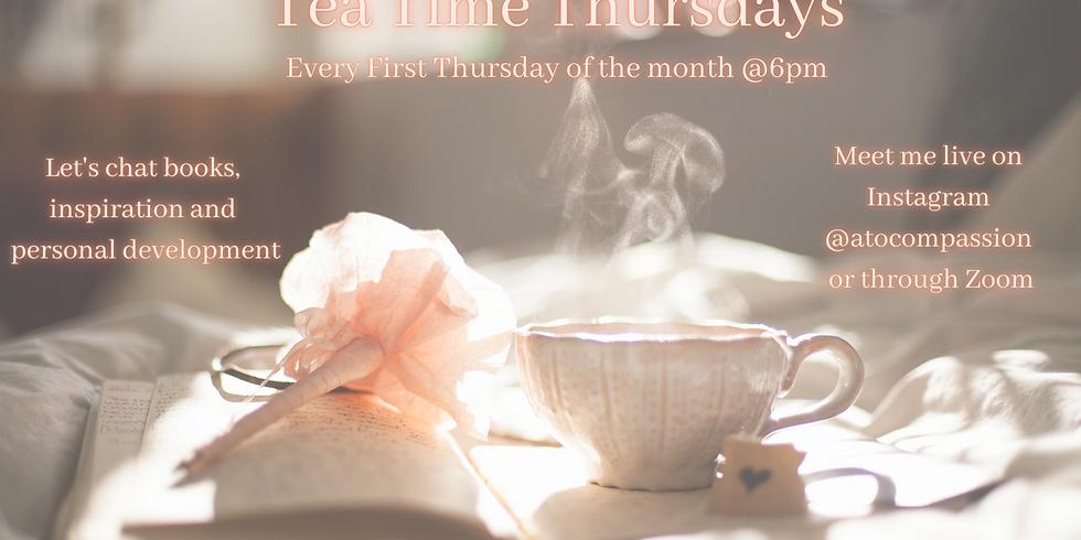 Tea Time Thursdays