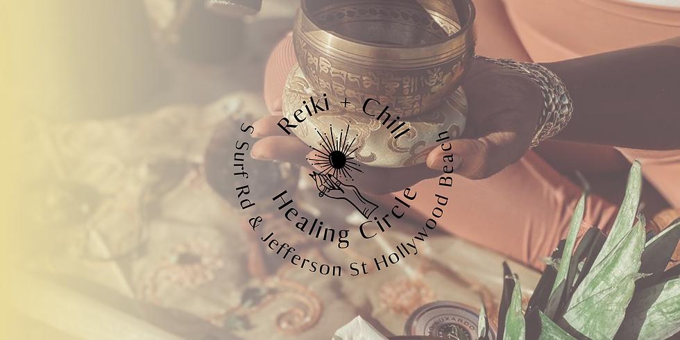 Full Moon Reiki + Chill™ - Community Healing Circle