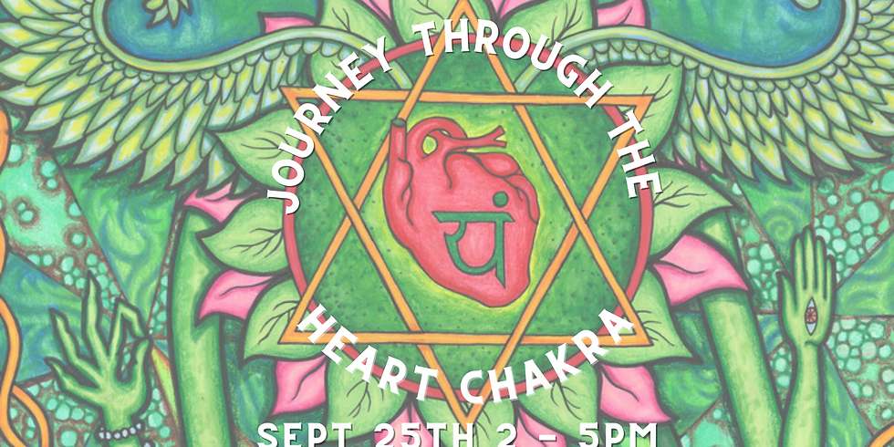Journey Through The Heart Chakra