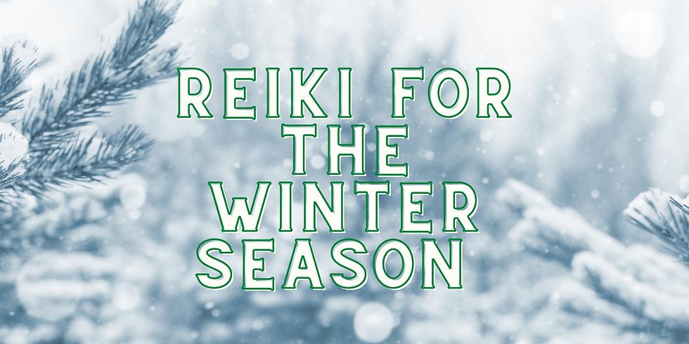 Reiki For The Seasons: Winter Edition