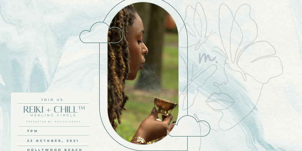 Reiki + Chill™ - Community Healing Circle