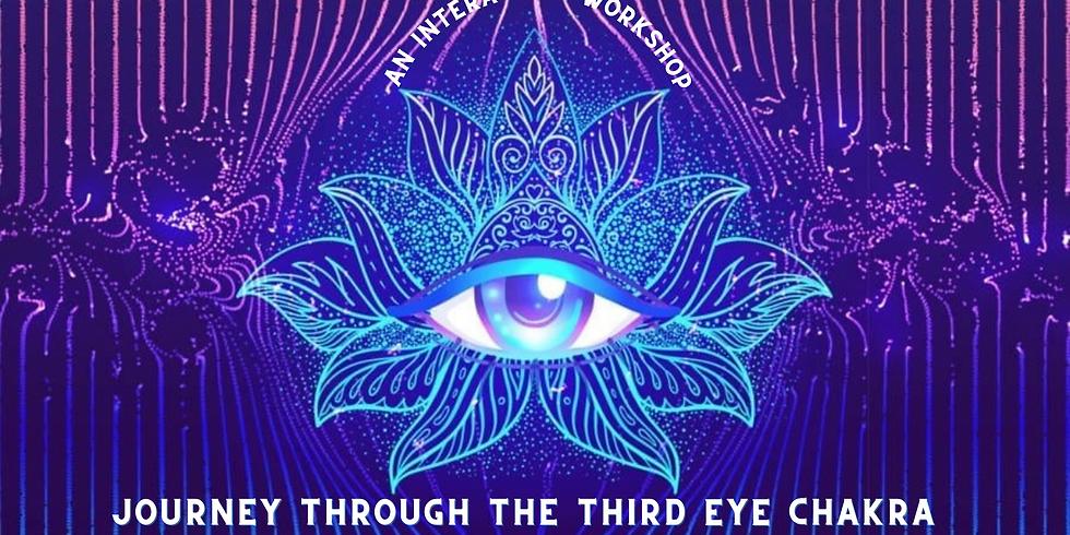 Journey Through The Third Eye Chakra