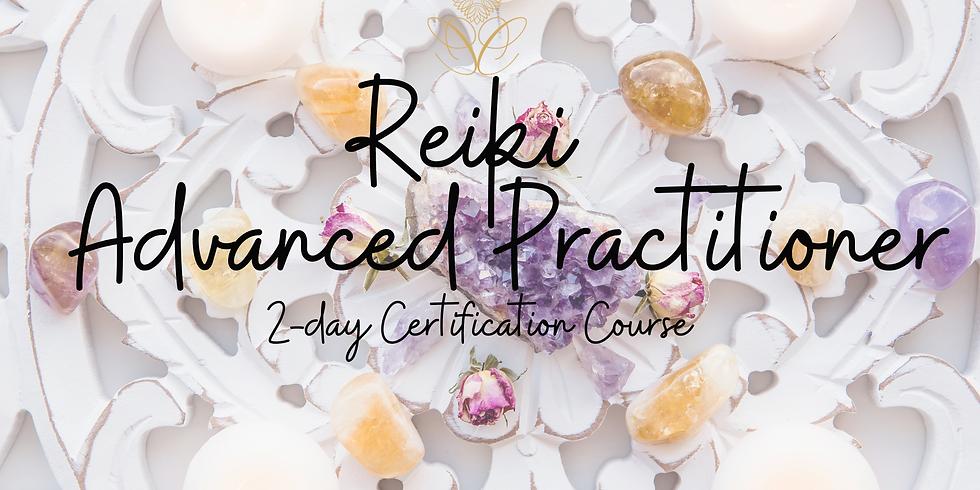 Reiki AP Certification Class