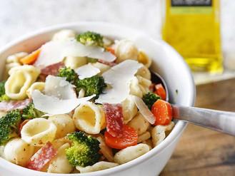 Italian Pasta Salad with Classic Vinaigrette