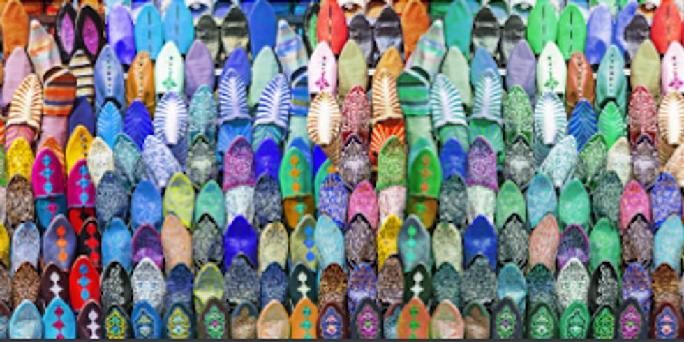In den Schuhen des Orient