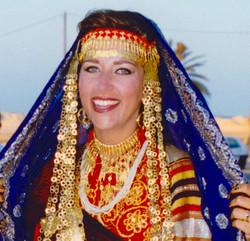Orientalische Braut