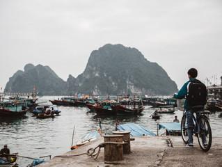 Vietnam Week Three: Hạ Long Bay 2016