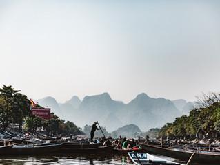 Vietnam Week Four: Hanoi 2016
