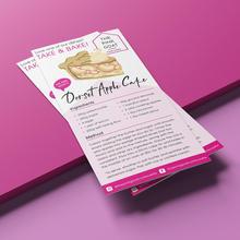 Pink Goat - Promotional & Menu Design