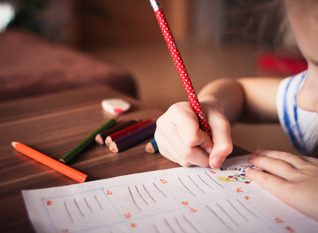 'Homework'ing Not Just For Kids!!