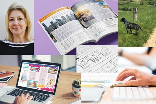 Wild Apple Design managing director Rebecca | staff profile