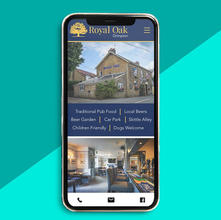 Royal Oak Drimpton - Marketing & Website Design