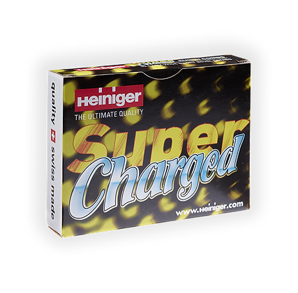 Heiniger Super Charged Combs - 93.5mm wide; short bevel