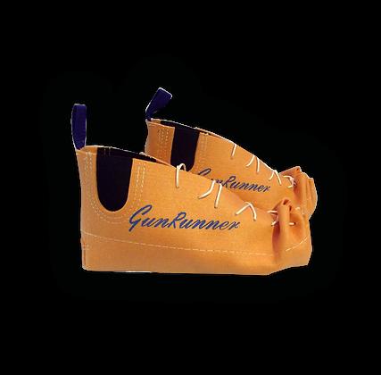Gunrunner Felt Elastic Side Moccasins