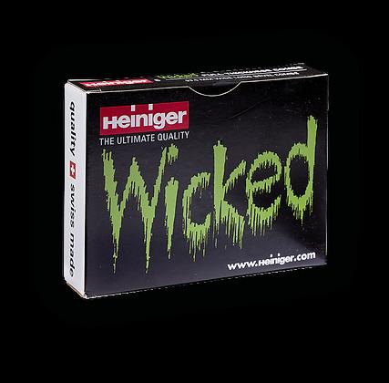 Heiniger Wicked Combs - 93.5mm wide; long bevel