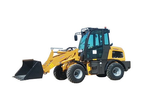 REACT T150 (3.7 TON) WHEEL LOADER