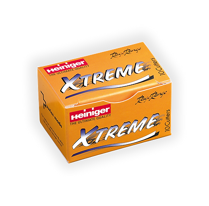 Heiniger Xtreme Cutters - Run in