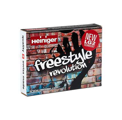 Heiniger Freestyle Revolution Combs - 96mm Wide, Long Bevel