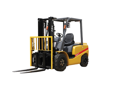 TEU 3.0T - 4T DIESEL / GAS FORKLIFTS