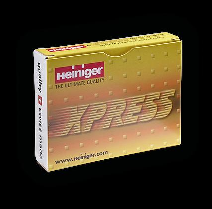 Heiniger Xpress Combs - 93.5mm wide; long bevel