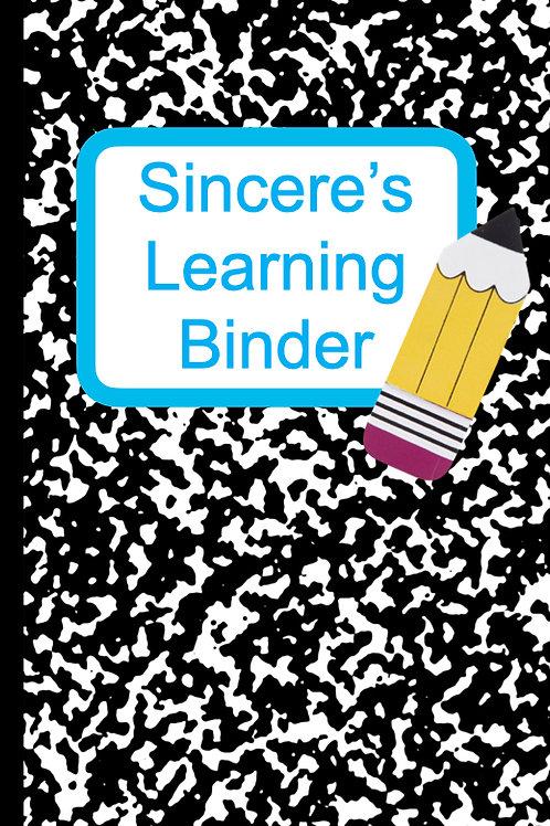 Toddler Learning Bundle