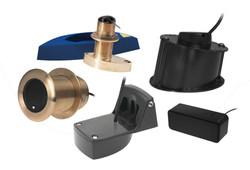 CHIRP-ready transducers