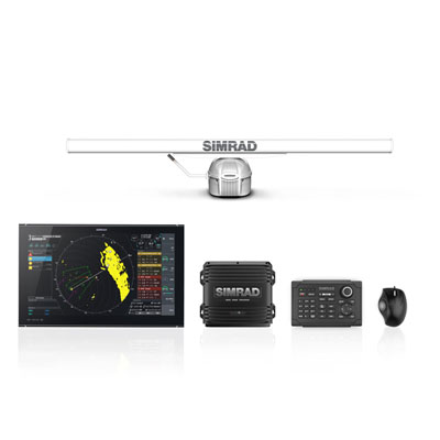 Simrad R5000 X-Band Radar Systems