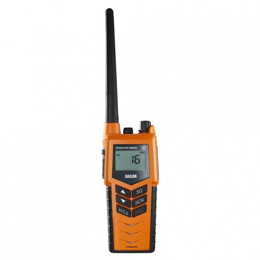 SP3540 VHF ATEX GMDSS