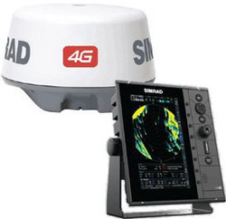 Simrad 4G radar