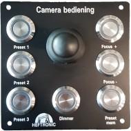 Camera control panel HT485