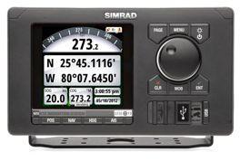 Simrad MX612 Navigation System