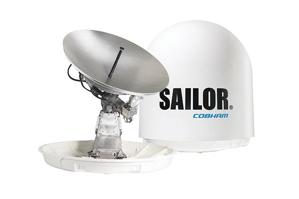 SAILOR Inmarsat Global Xpress
