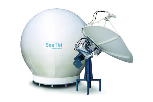Sea Tel C-Band Marine VSAT