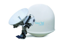 Sea Tel X-Band VSAT