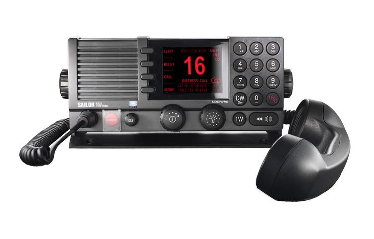 SAILOR 62xx VHF radios