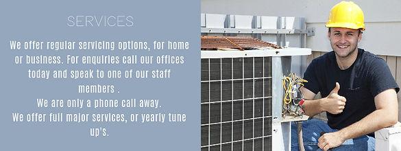 Airconditioning services algarve